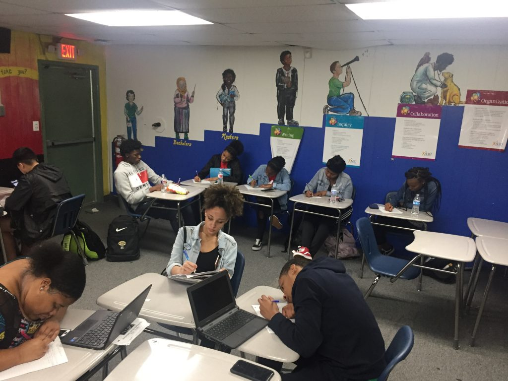 Little Rock Central - Crafting the Perfect College Essay
