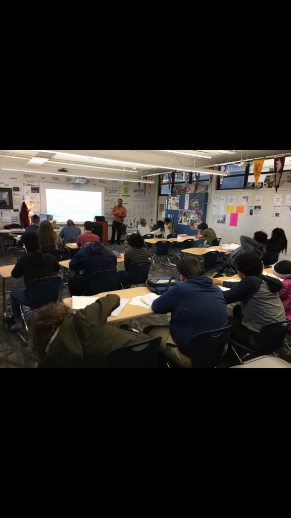eStem Charter High School - Holistic Admissions workshop
