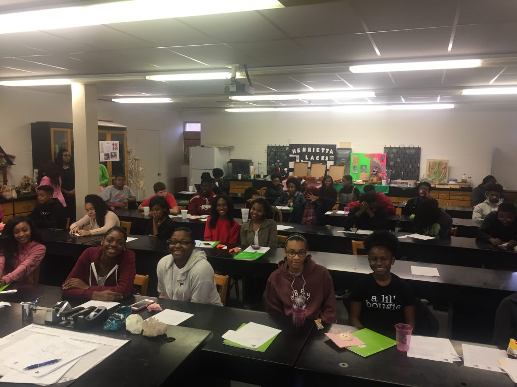 Collaborating with the Pearl Foundation of AKA - A College Preparatory initiative